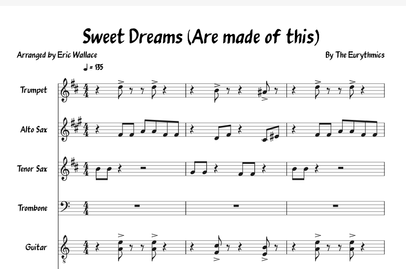 279dc6d9645bc7b86f2539647db5078d - پارتیتور Sweet Dreams Are made of this